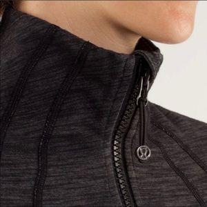 Lululemon dark grey Define Jacket